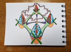 Oene van Geel - Drawings