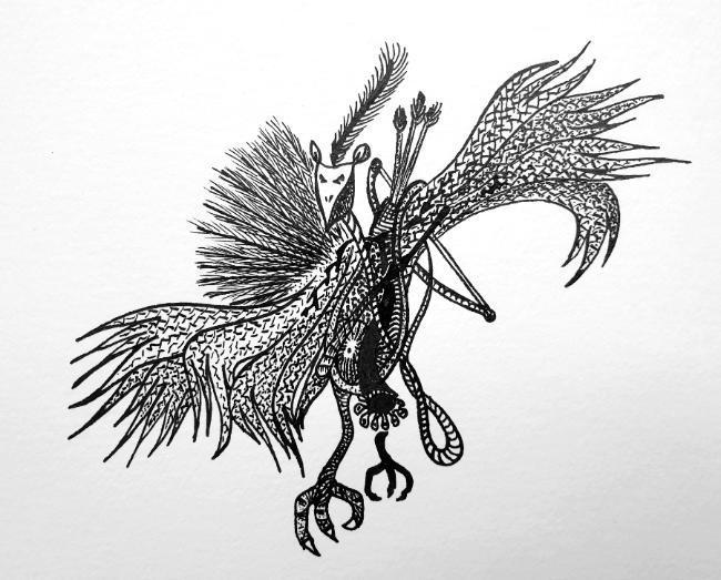 Oene van Geel - Flying Devil