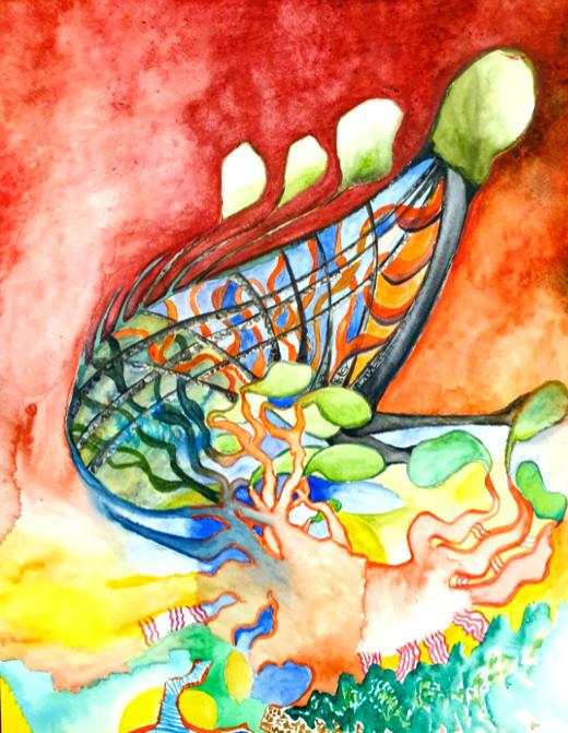 Oene van Geel Setareh Nafisi - Art006