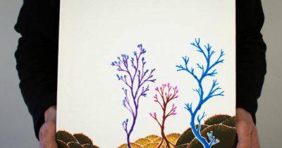 Oene van Geel - In a Landscape