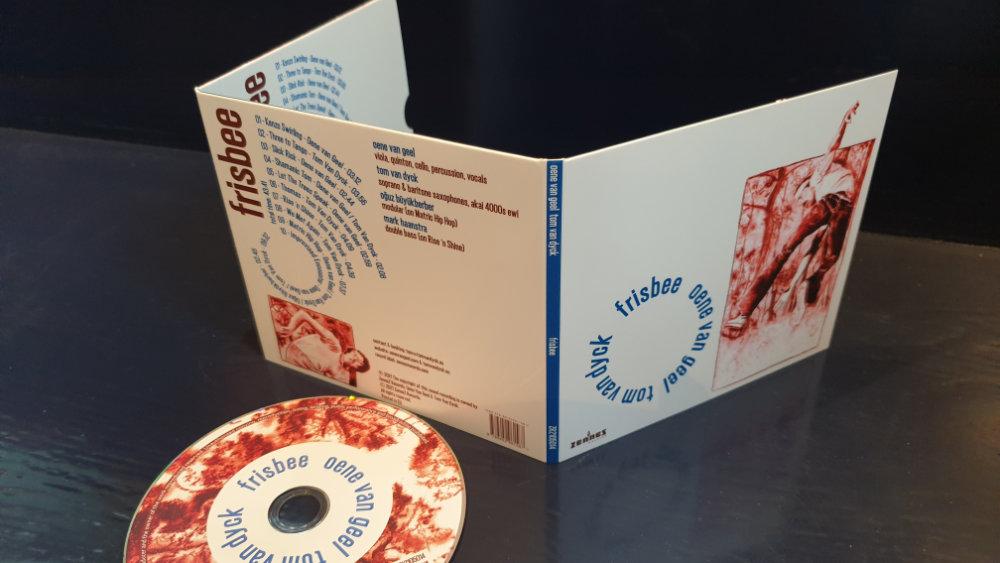 Frisbee Album - Oene van Geel & Tom van Dyck