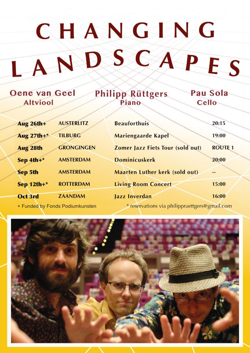 Changing Landscapes Tour